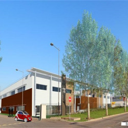 Location Bureau Saint-Priest 11576,98 m²