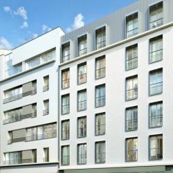 photo appartement neuf Paris 20ème