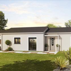 Maison  4 pièces + Terrain  1467 m² Pontenx-les-Forges