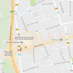 Cession de bail Local commercial Montreuil 190 m²