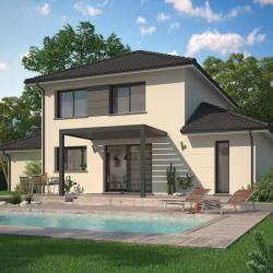 Maison  5 pièces + Terrain  1174 m² Montcel