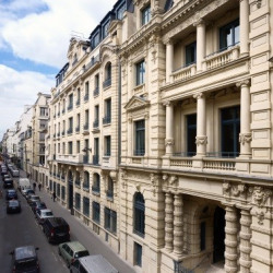 Location Bureau Paris 9ème 7256 m²