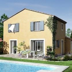 Maison  4 pièces + Terrain  324 m² Chateaurenard