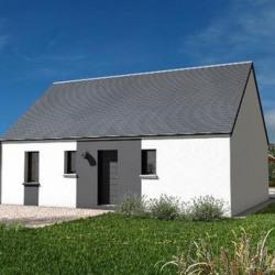 Maison  3 pièces + Terrain  1000 m² Huisseau-en-Beauce
