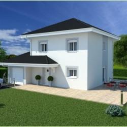 Maison   pièces + Terrain  541 m² Hermillon