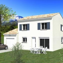 Maison  5 pièces + Terrain  400 m² Baix