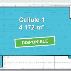 Location Entrepôt Compans 4078 m²