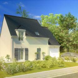 Maison  5 pièces + Terrain  270 m² Pussay