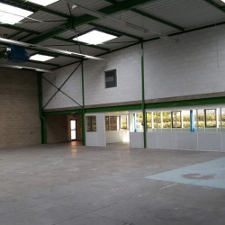 Location Entrepôt Saint-Thibault-des-Vignes 120 m²