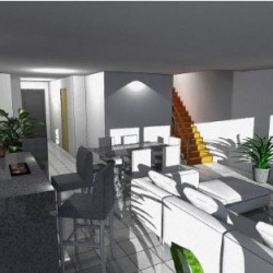 Maison  5 pièces + Terrain  372 m² Magny-sur-Tille