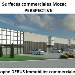 Vente Local commercial Mozac 1600 m²