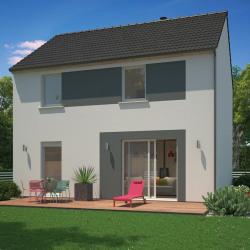 Maison  6 pièces + Terrain  350 m² Oye-Plage
