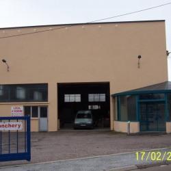 Vente Local d'activités Chaumont 1000 m²
