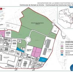 Location Local d'activités Aniche 1000 m²