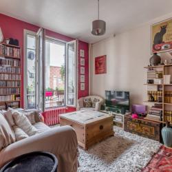 Vente Appartement Paris Proche Mairie du XVIII ème - 40m²