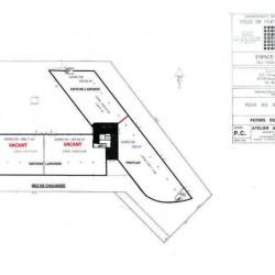 Location Local d'activités Clichy 2680 m²