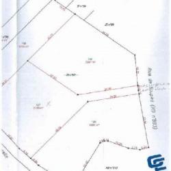 Vente Terrain Braye-en-Laonnois 2168 m²