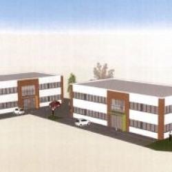 Location Bureau Rezé 2376 m²