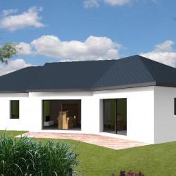 Maison  4 pièces + Terrain  630 m² Onet-le-Château