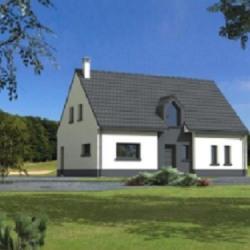 Maison  8 pièces + Terrain  980 m² Attin