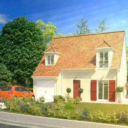 Maison  5 pièces + Terrain  648 m² Creil