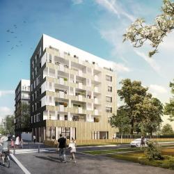 produit d'investissement Appartement 3 pièces Lyon 8ème