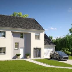 Maison  4 pièces + Terrain  1728 m² Saintines