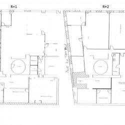 Location Bureau Bordeaux 600 m²