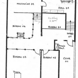 Vente Bureau Clichy 324 m²