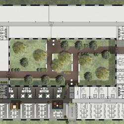 Location Bureau Vénissieux 1710 m²