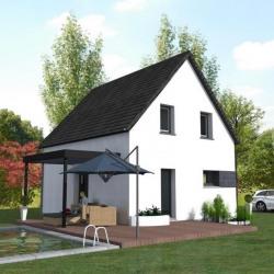 Maison  5 pièces + Terrain  613 m² Geiswasser