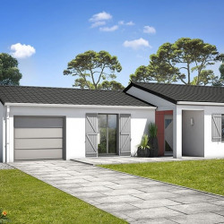 Maison  4 pièces + Terrain  775 m² Médis