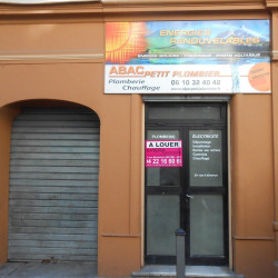 Location Local commercial Nice 17 m²