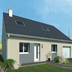 Maison  4 pièces + Terrain  500 m² Gamaches