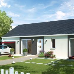 Maison  4 pièces + Terrain  621 m² Soissons-sur-Nacey