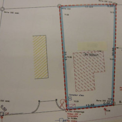 Vente Terrain Geneston 500 m²
