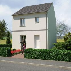Maison  5 pièces + Terrain  150 m² Corbeil-Essonnes