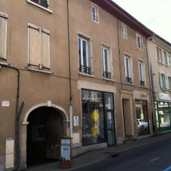 Vente Local commercial La Côte-Saint-André 1389 m²