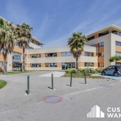 Location Bureau La Ciotat 100 m²