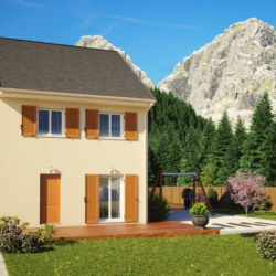 Maison  4 pièces + Terrain  240 m² Juziers