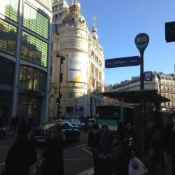 Cession de bail Local commercial Paris 8ème 524 m²