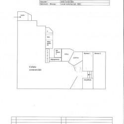 Vente Bureau Nancy 142 m²