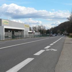 Location Bureau Brignais 53 m²
