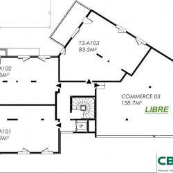 Vente Local commercial Isle 158 m²