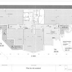 Location Bureau La Farlède 230 m²