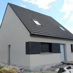 Maison  5 pièces + Terrain  470 m² Juniville