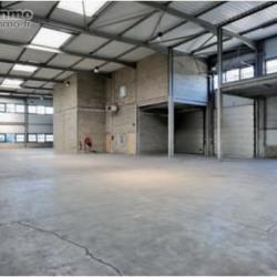 Location Entrepôt Élancourt 498 m²