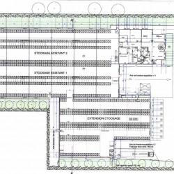Vente Local d'activités Verrières-le-Buisson 3448 m²