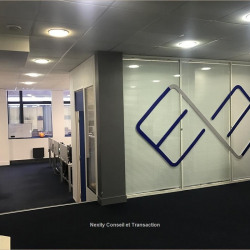 Location Bureau Levallois-Perret 500 m²