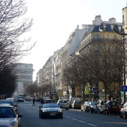 Vente Local commercial Paris 8ème 122,37 m²